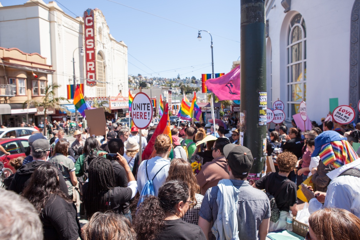 San francisco dating lgbtq