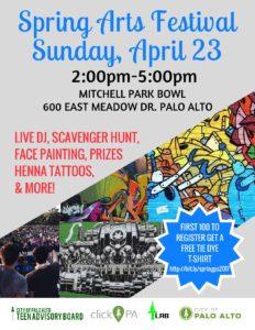 Palo Alto Spring Arts Festival